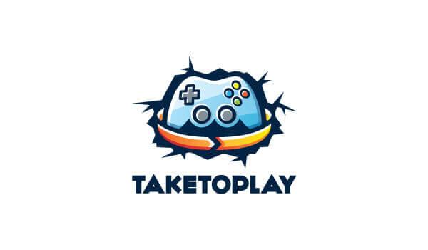 take to play logo