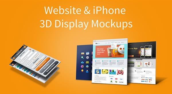 website-iphone-3D-display-mockups